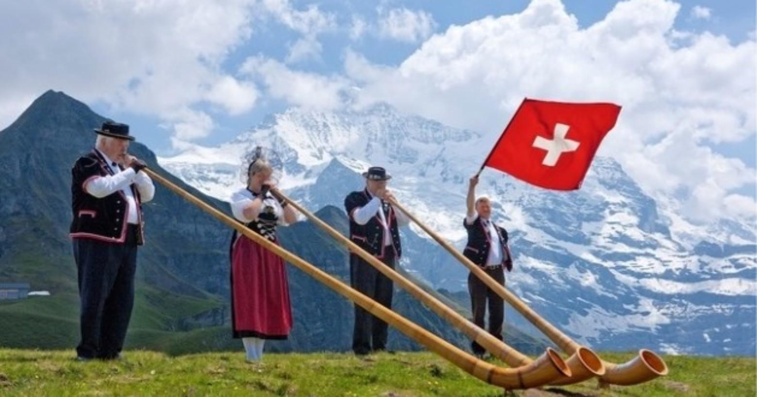 Schweizer Zungenbrecher