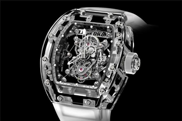 Teuerste armbanduhr der welt