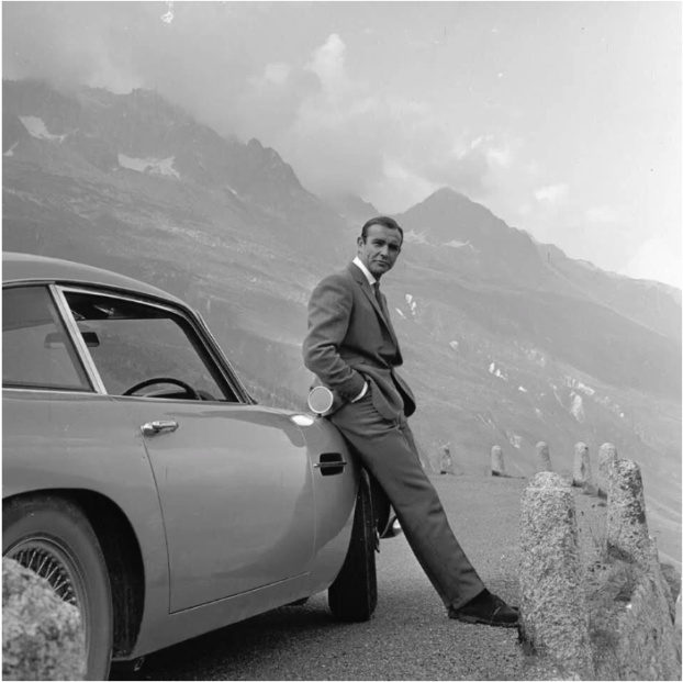 Sean Connery 1960er