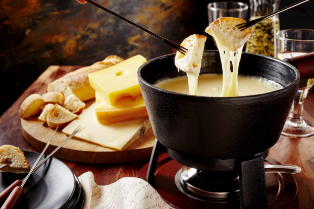 Unser All-Time Favorite: Fondue!